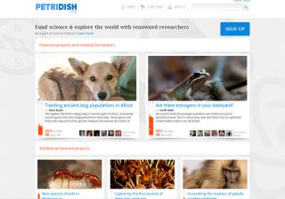 The new crowdfunding site Petridish.org lets the public contribute directly to science.