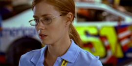 How Making Vice Compared To Talladega Nights For Amy Adams
