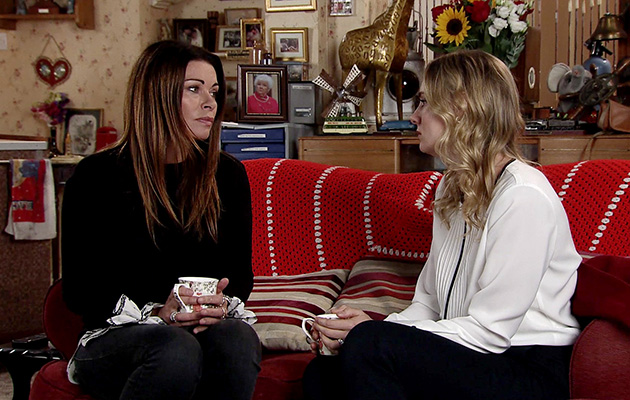 Coronation Street spoilers: Carla Connor and Elsa come face to face