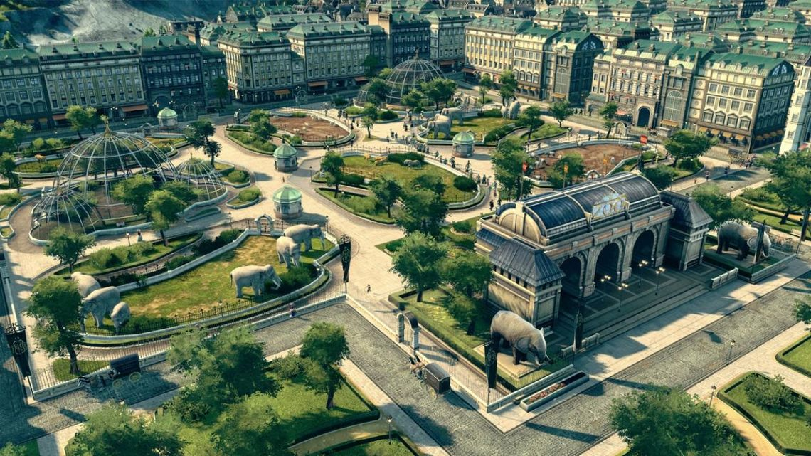 Anno 1800 announces Season 3 pass with beautiful teaser