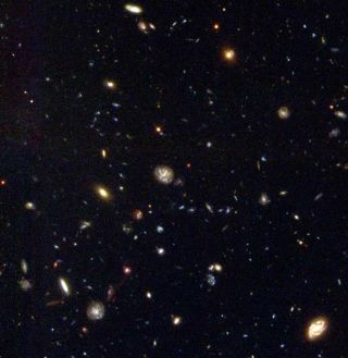 Surprising New View of Early Universe