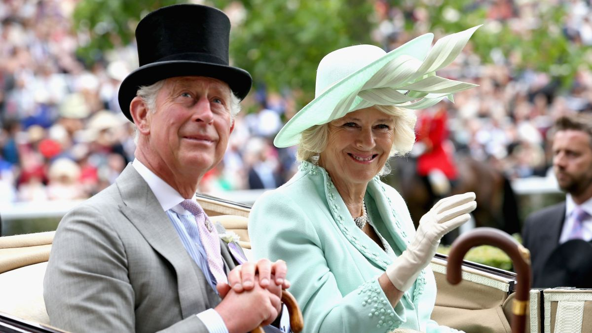 Duchess Camilla and her family 'dreading' Prince Charles taking the throne for fears of backlash over Queen title
