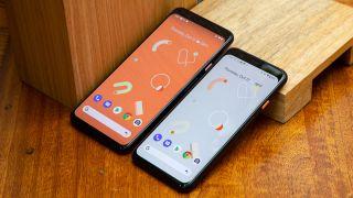 Google Pixel 4 och Google Pixel 4 XL