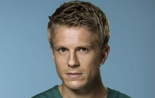 George Rainsford: Ethan is under pressure as Casualty's new clinical lead and Connie is not helping!
