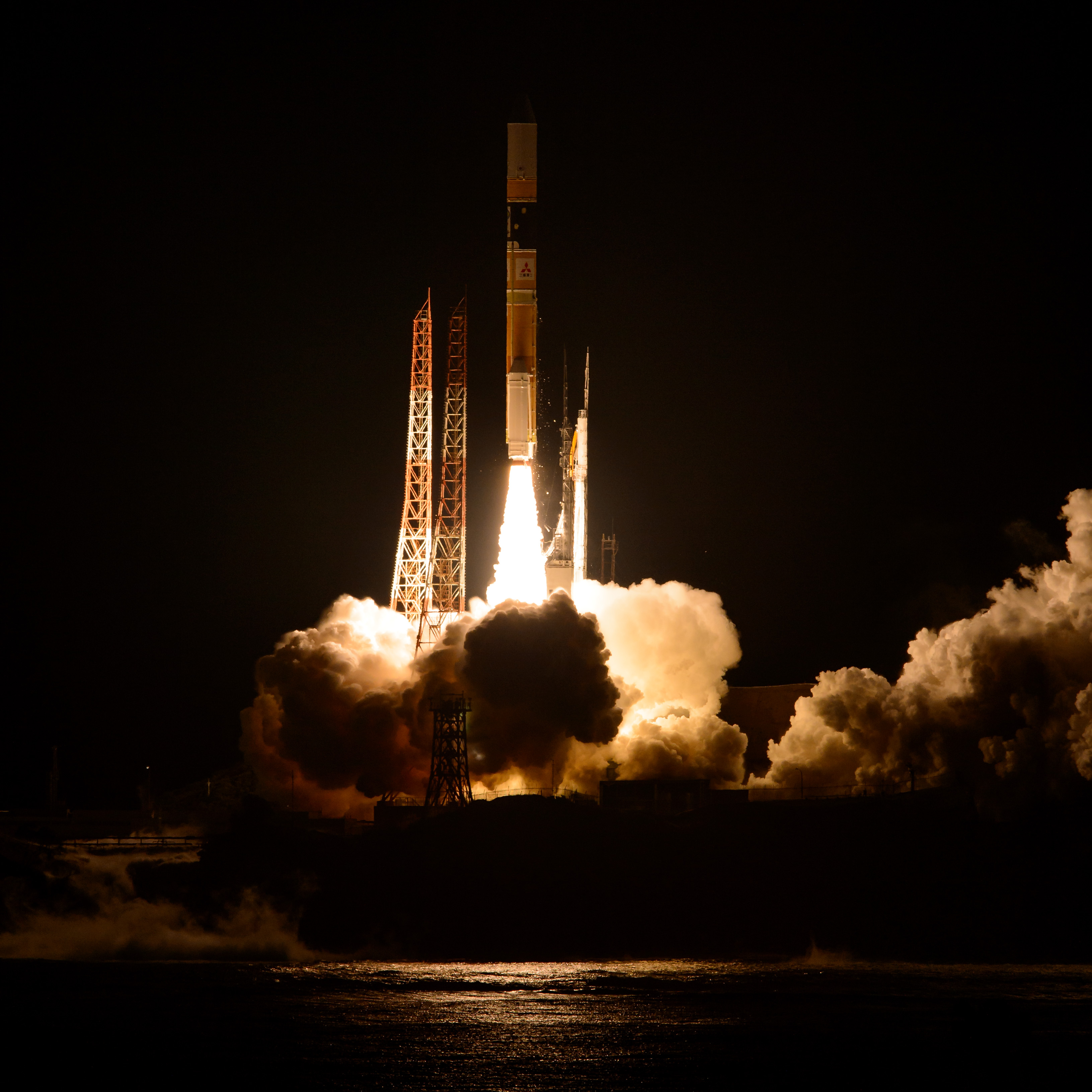 Japan Launches Next-Generation NASA Satellite to Track Rain