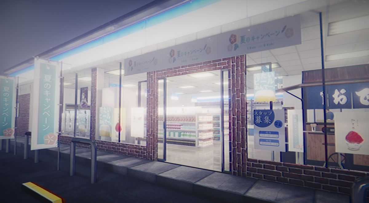 This  Japanese horror game about a haunted convenience store really got under my skin