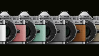 Nikon Z fc in several colour options
