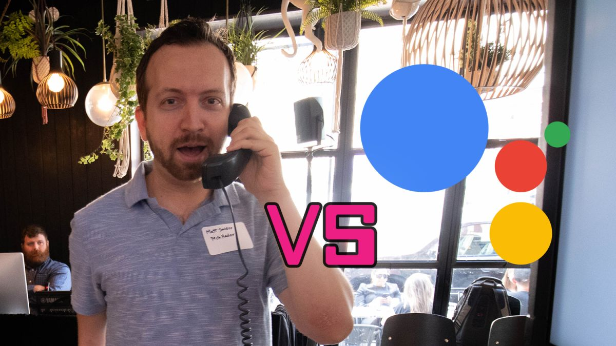 I tried to fool Google Duplex, Google's mind-blowing AI booking assistant