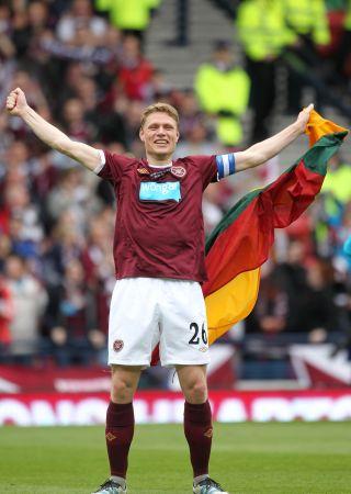 Soccer – William Hill Scottish Cup Final – Hibernian v Heart of Midlothian – Hampden Park
