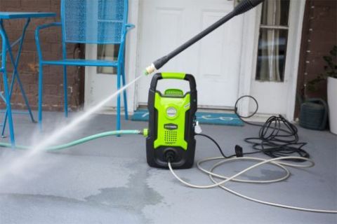 Greenworks GPW1501 Pressure Washer Review - Pros and Cons