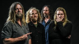 A press shot of corrosion of conformity