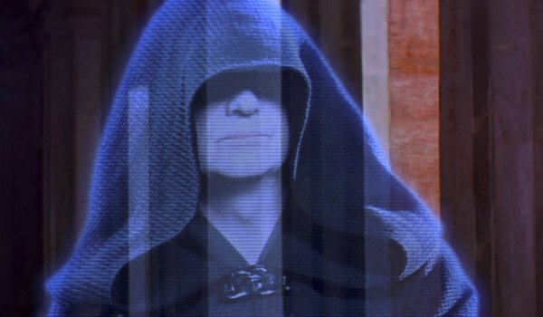 Darth Sidious in Star Wars: The Phantom Menace