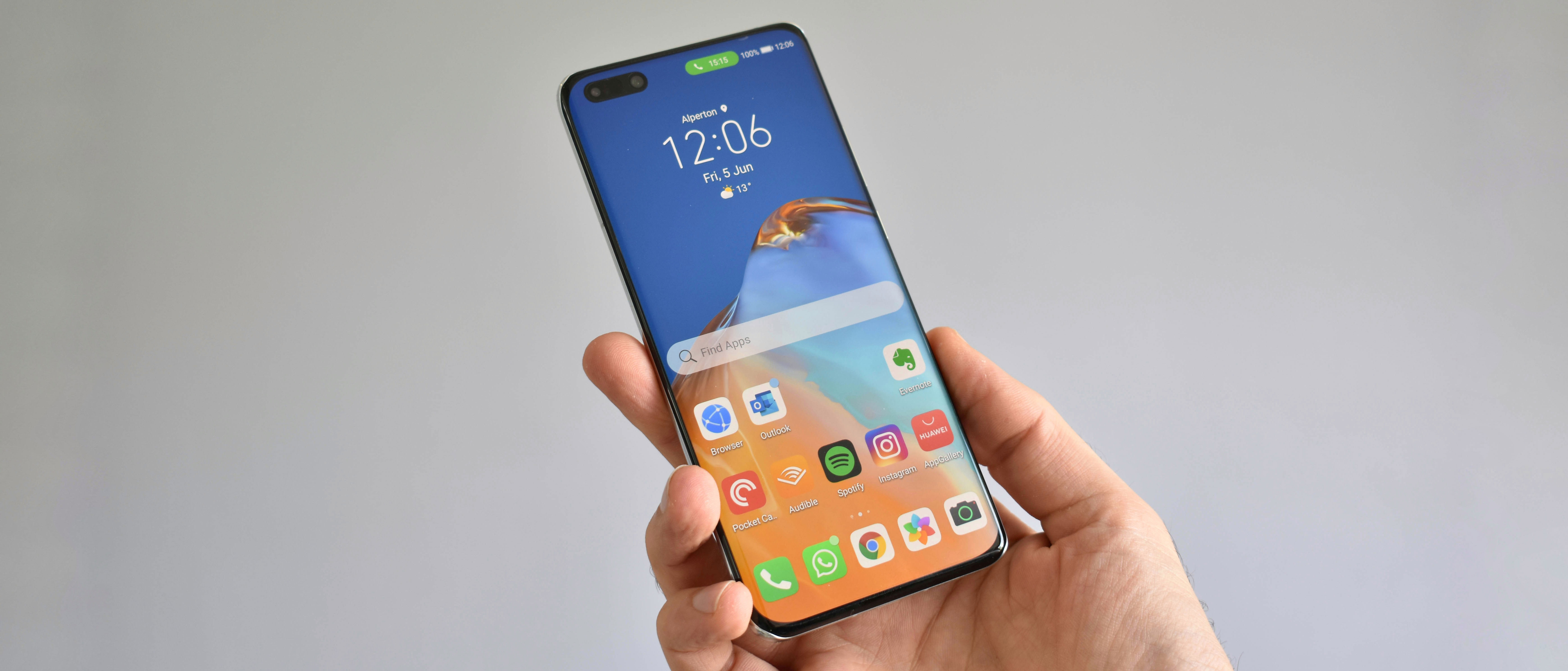 Huawei P40 Pro Plus Review All About The Camera Our Techradar
