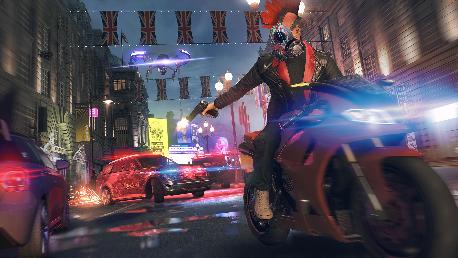 Watch Dogs Legion release date, news, gameplay details and more