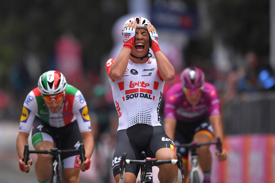 These are the Lotto-Soudal riders expected to support Caleb Ewan at the Tour de France 2019