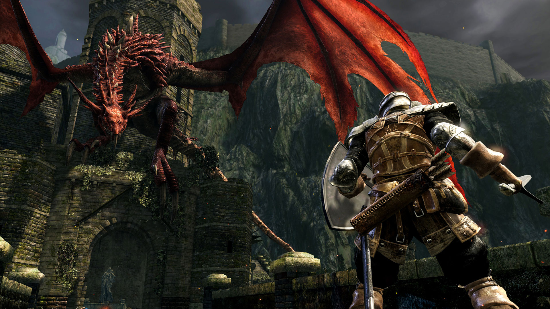 Massive Dark Souls 'Daughters of Ash' mod now available for Remastered edition