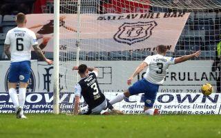Dundee v Kilmarnock – Scottish Premiership Play-Off Finals – First Leg – Kilmac Stadium