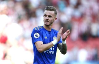 James Maddison File Photo