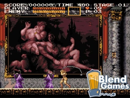 Castlevania Chronicles Screenshots And Artwork For PS3 #4740
