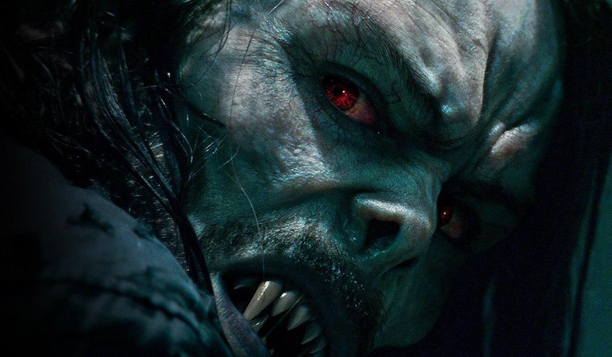 Jared Leto as Morbius the Living Vampire