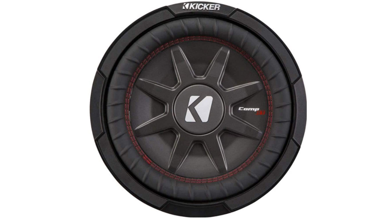 "2 KICKER 40CWRT672 CAR 6.75/"" 2 OHM COMPRT SHALLOW SUBWOOFERS SUB WOOFERS PAIR"