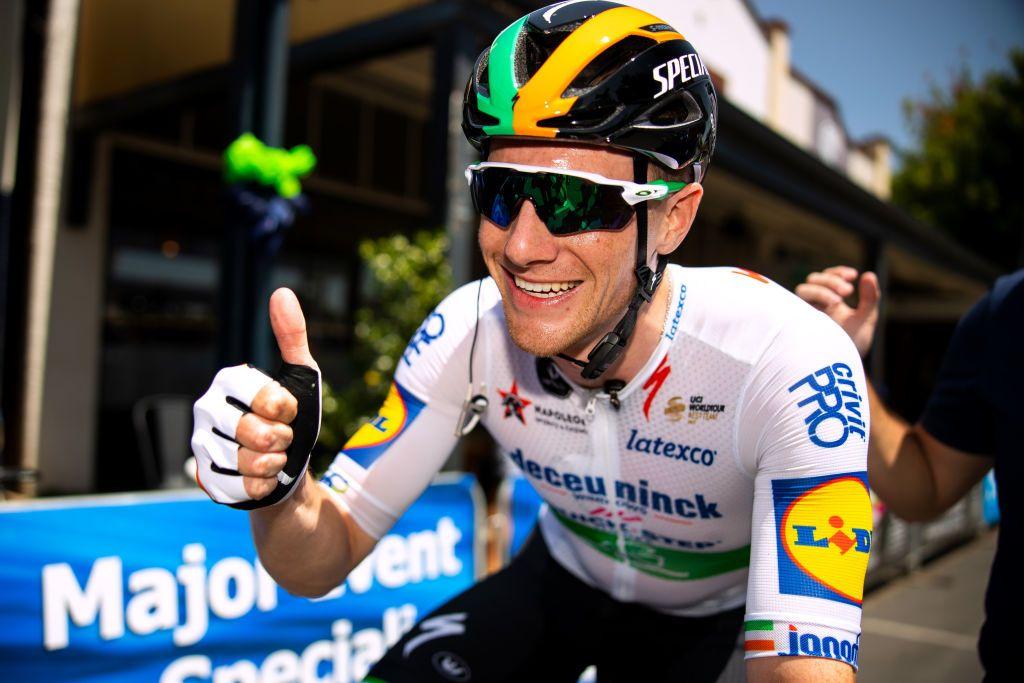 Vuelta a Burgos: Sam Bennett wins stage 4