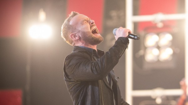 Kevin Simm on The Voice