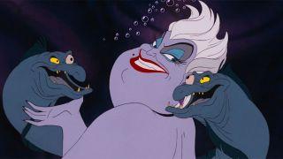 Ursula in The Little Mermaid Animated Movie
