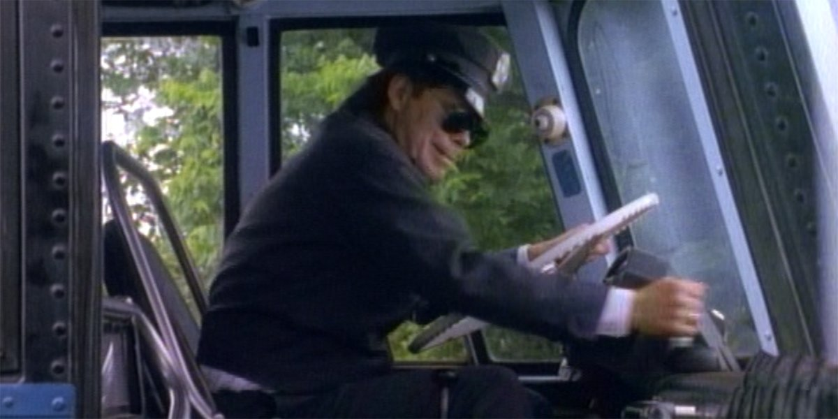 Golden Years – Bus Driver Stephen King Cameo