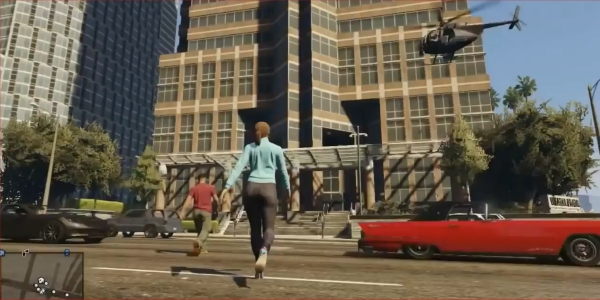 Gta 5 Online Mode Supports 32 Players Multiplayer Activities Listed Cinemablend