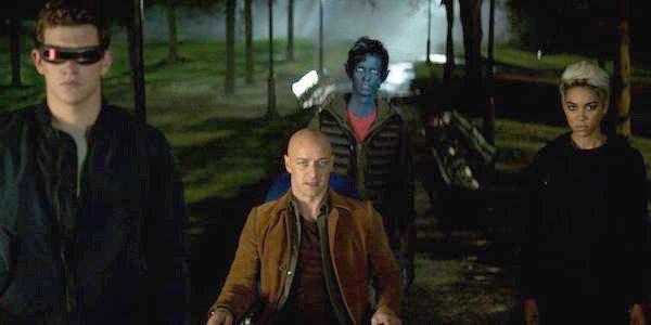How Dark Phoenix Got That Cool X-Men Comic Cameo Into The Movie