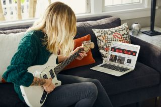 Save 50% off one year of Fender Play online guitar lessons with this $44.99 discount!