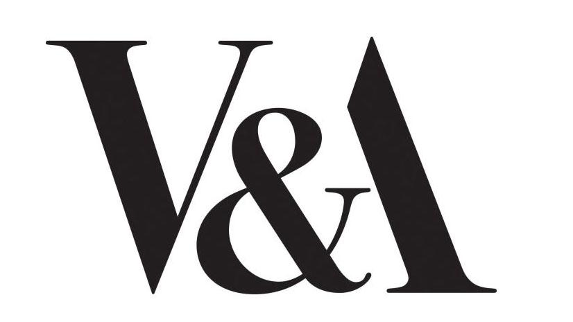 logo design: V&A