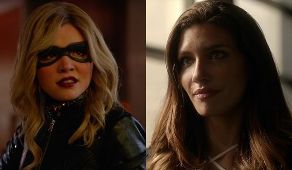 Evelyn Sharp Dinah Drake Black Canary Arrow