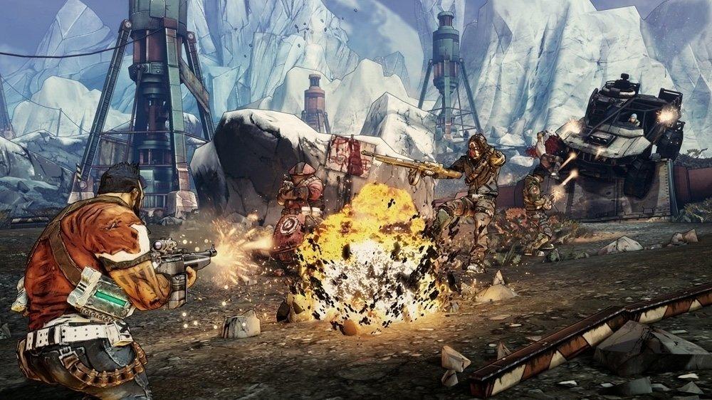 Borderlands 2 Digistruct DLC Now Available #28693
