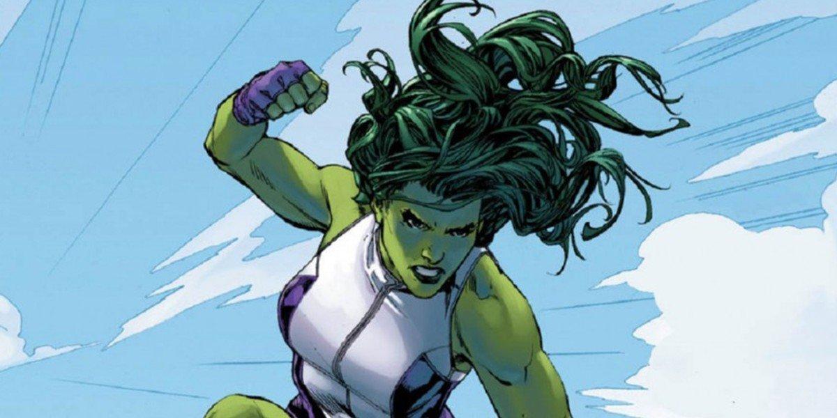 She-Hulk (Marvel Comics)