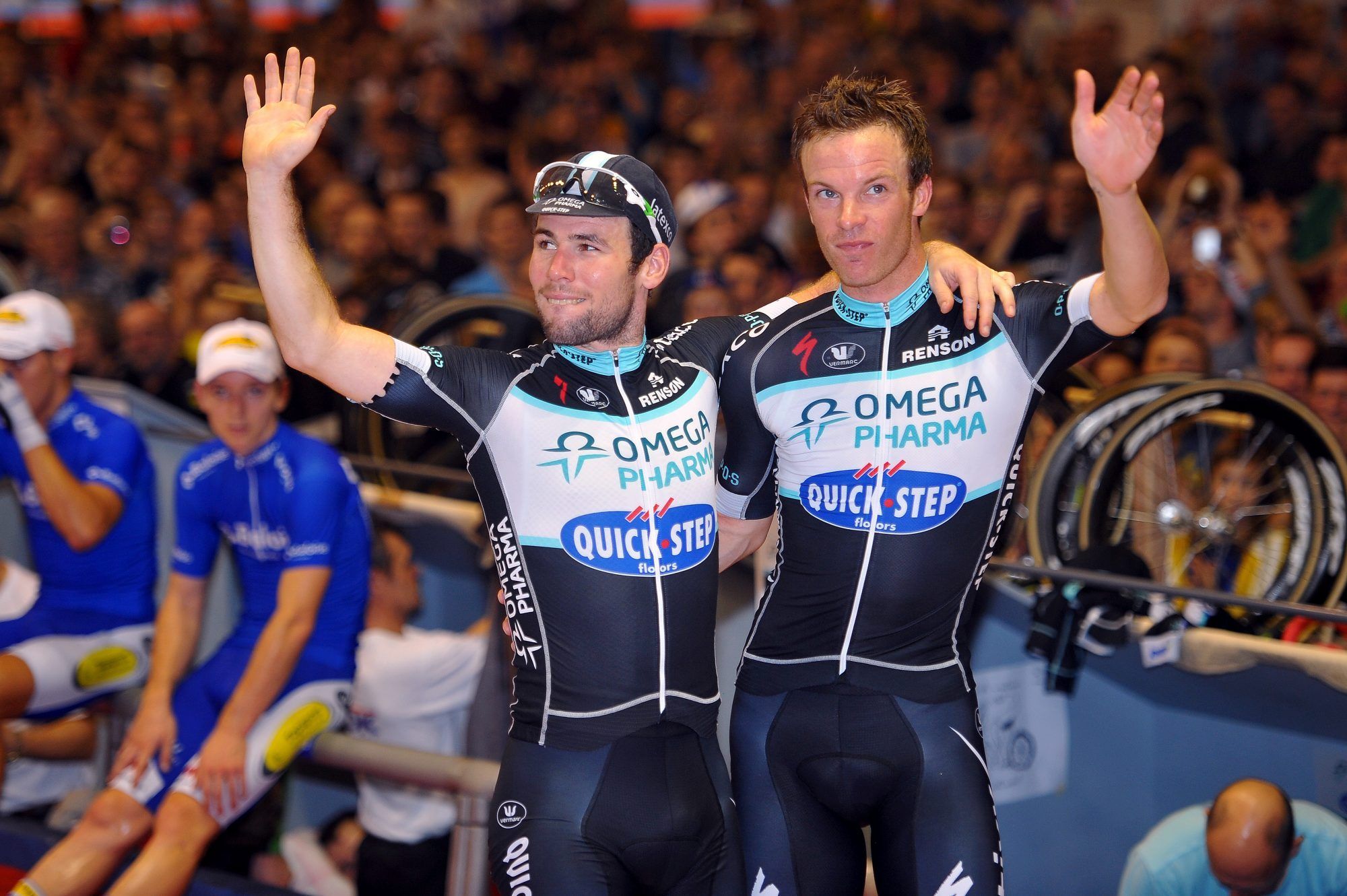 Mark Cavendish adds Ghent Six Day to his track comeback