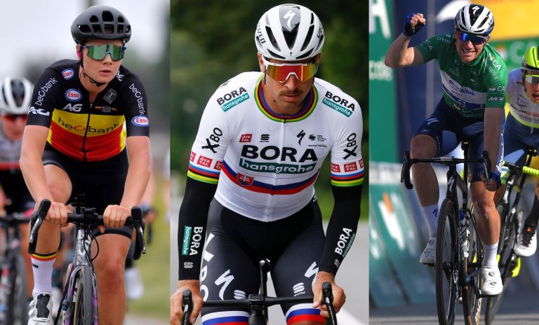 Lotte Kopecky, Peter Sagan and Sam Bennett are all on the move for the 2022 season