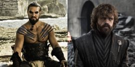 Game Of Thrones' Jason Momoa And Peter Dinklage Are Teaming Up For New Movie