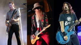 Qotsa Tour 2020 Queens Of The Stone Age recruit Dave Grohl and Billy Gibbons for