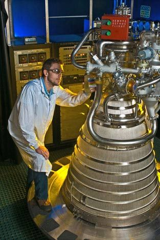 U.S. Air Force Ponders New Rocket Engine