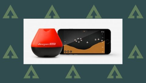 Deeper START Castable Wireless Fish Finder
