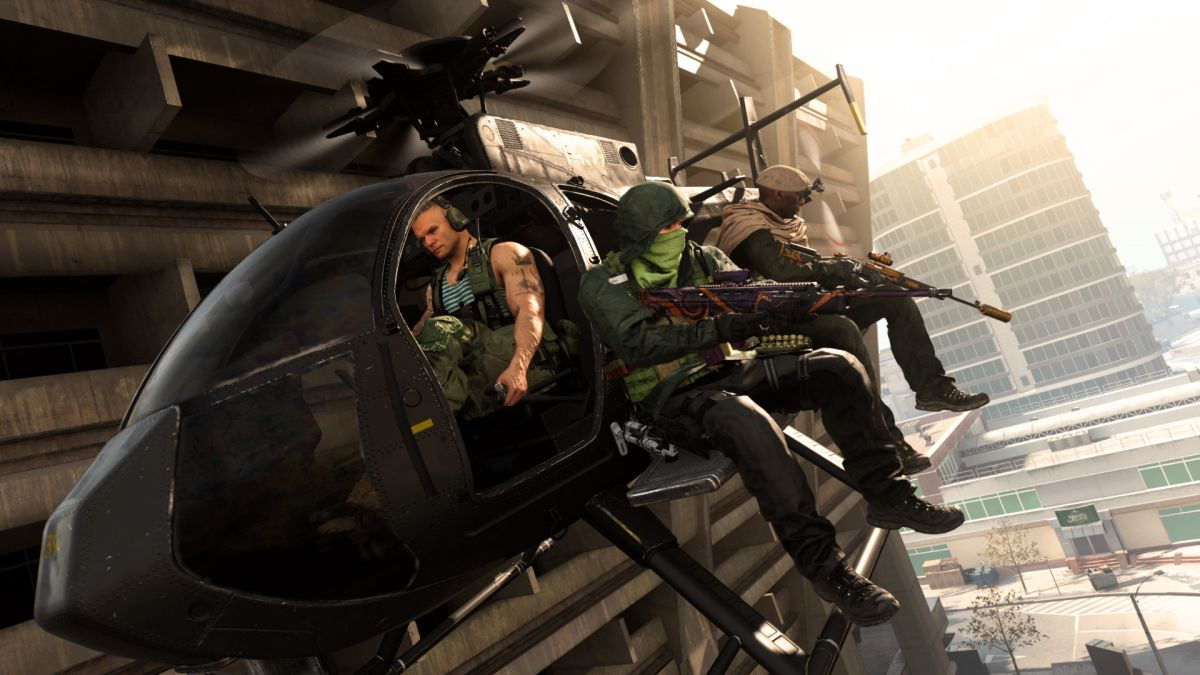 Call of Duty: Warzone embraces the '80s with a Rambo cameo