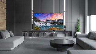 75 Zoll 4K Fernseher