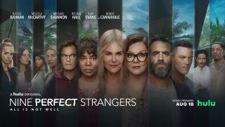 Nine Perfect Strangers on Hulu