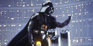 Darth Vader in Star Wars: The Empire Strikes Back