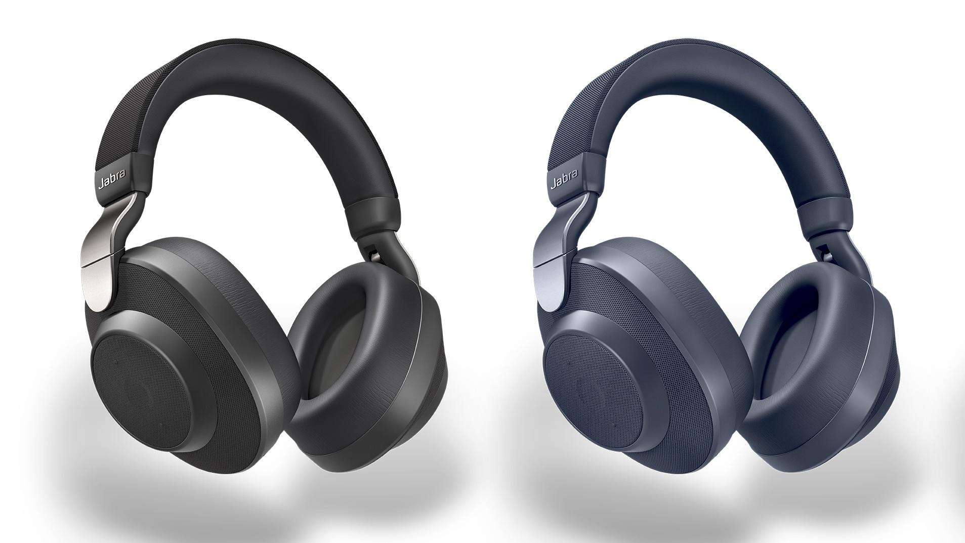Jabra Elite 85h headphones change sound and invoke Alexa without a