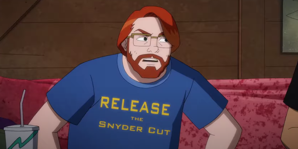 harley quinn release the snyder cut t-shirt