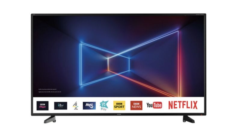 Lidl deal alert! Get this Sharp 50in ultra HD TV for just £299
