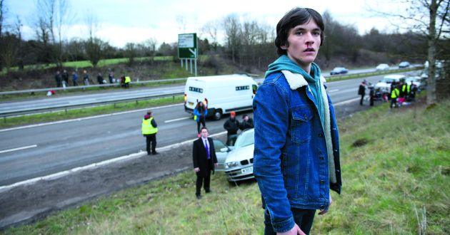 17-year-old (Fionn Whitehead) who becomes increasingly withdrawn after the divorce of his parents.